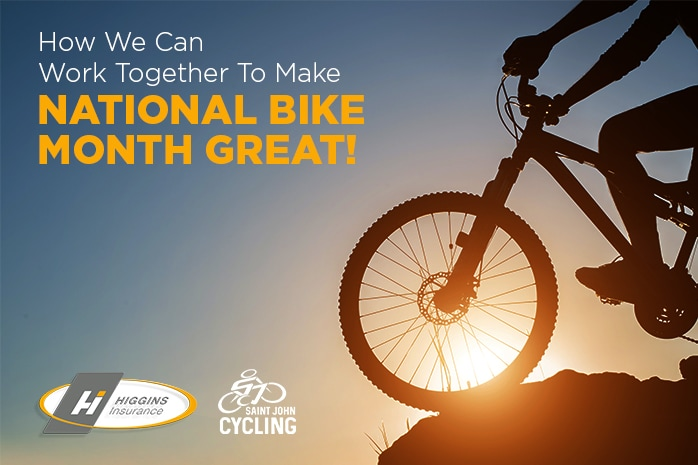 How We Can Work Together To Make National Bike Month Great!